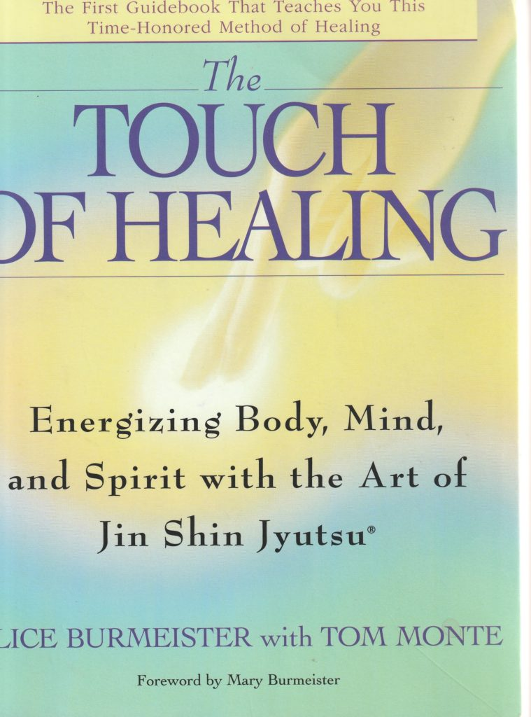 Touch of Healing Book