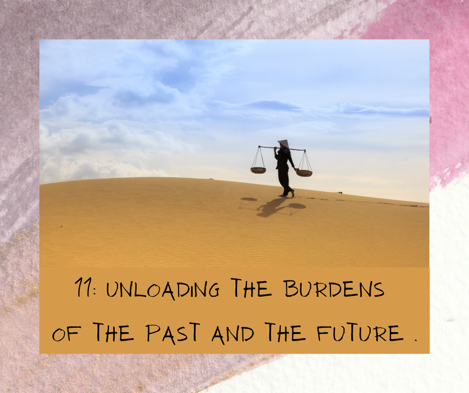 Unload the burdens and let go with JSJ