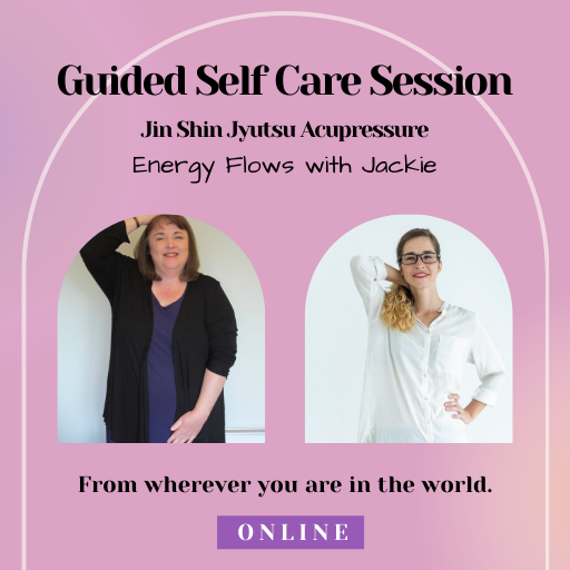 Jackie and client self care